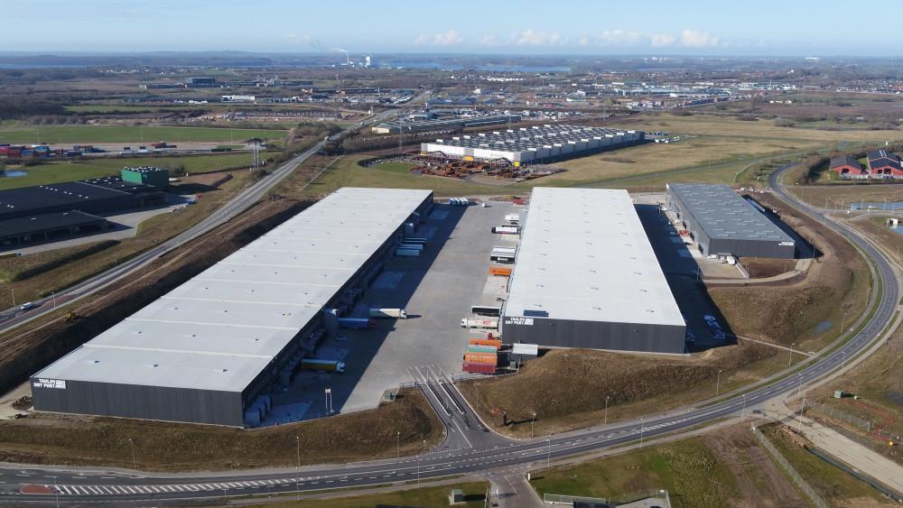 Elgiganten etablerer logistik-hub i Taulov Dry Port ved Fredericia https://t.co/sCE9g5c2JZ https://t.co/Gn2xXEPpUq