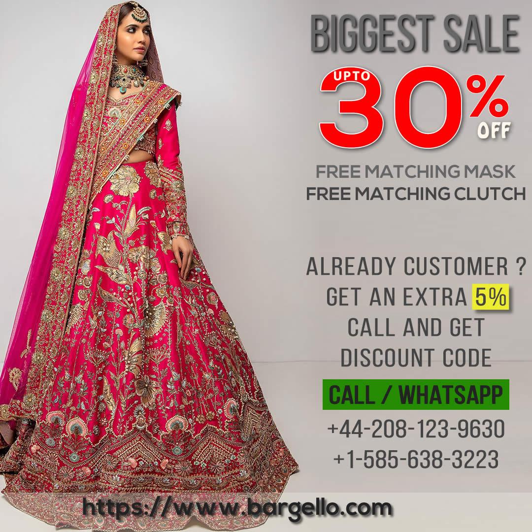 Bargello.com Pakistani Wedding Dresses Bridal Wear Bargello com ...