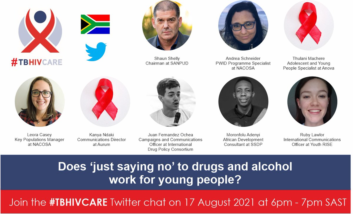 @CentralDrug @The_DSD @SA_AIDSCOUNCIL Should join this important conversation #TBHIVCare https://t.co/hTlnsJqKR5
