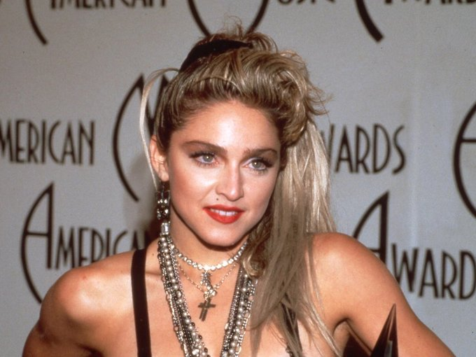 Happy Birthday Madonna  Long live the Queen