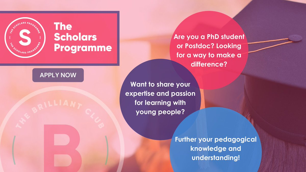 Are you studying for a PhD and looking for a paid teaching opportunity? Are you passionate about sharing your research with young people? Apply to be a tutor today https://t.co/zPyQV0vQrk #phdcareers https://t.co/kYxizBnIPn