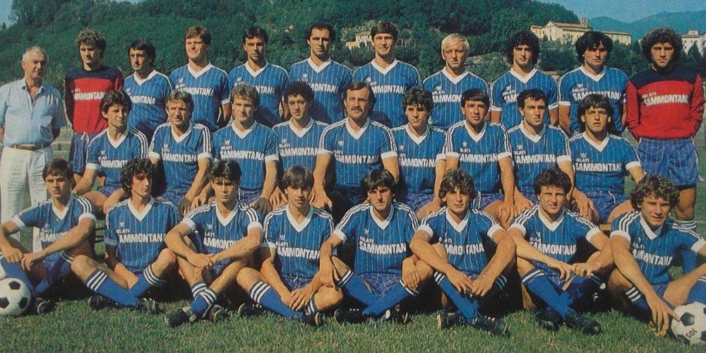 Empoli 1983-84 kit