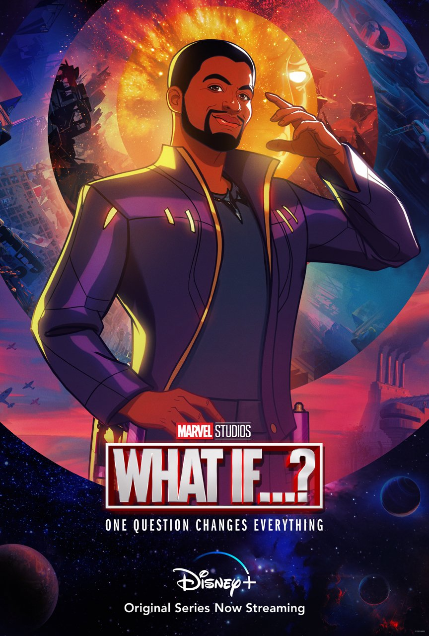 T'Challa é anunciado no próximo episódio de What If, da Marvel - legadodamarvel
