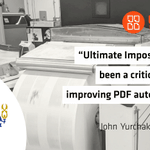 Image for the Tweet beginning: Improving PDF automation is one