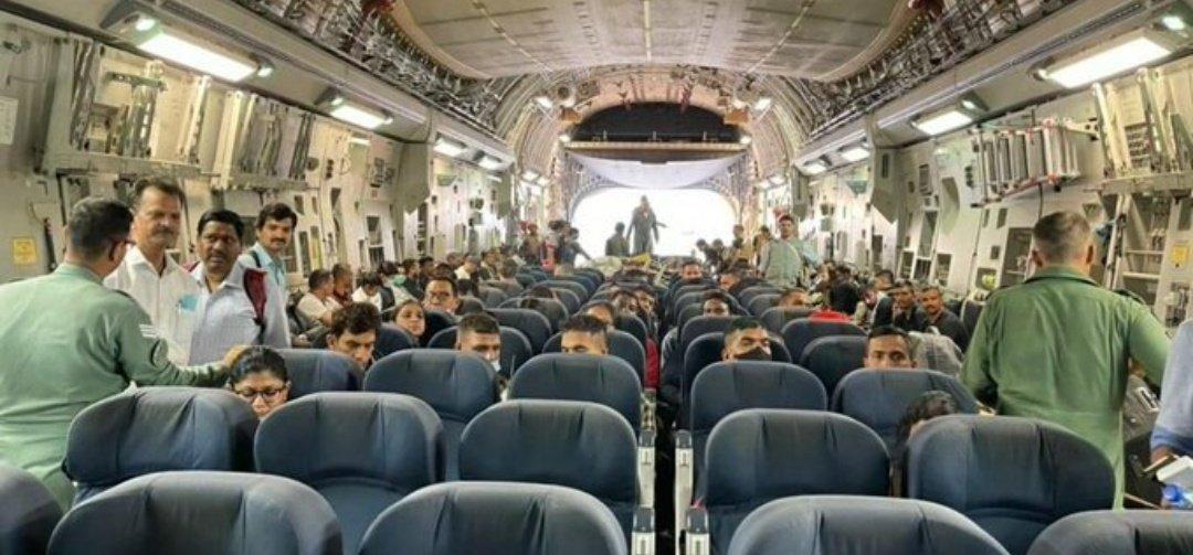 Evacuees from Kabul to fly Delhi via Jamnagar