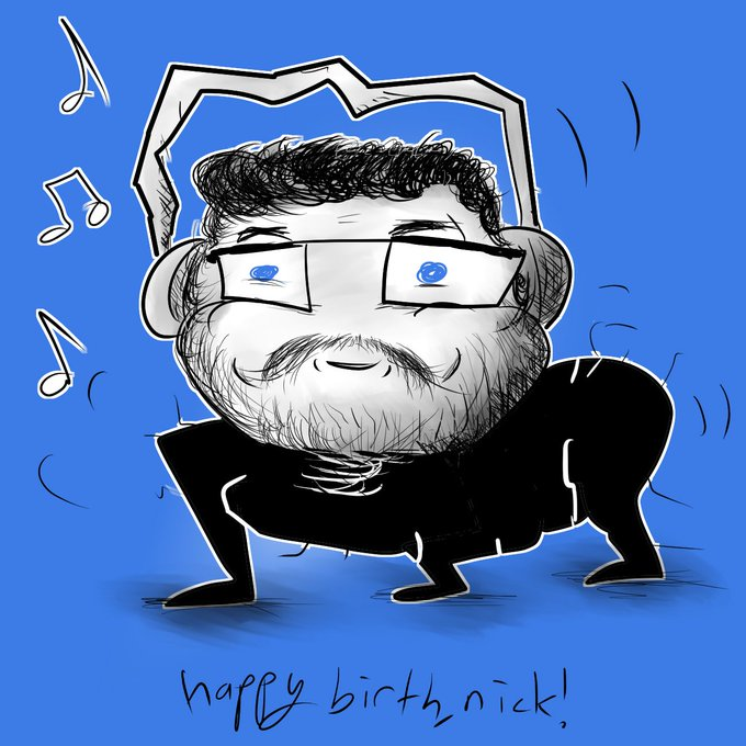 Happy birthday! ya big boy!