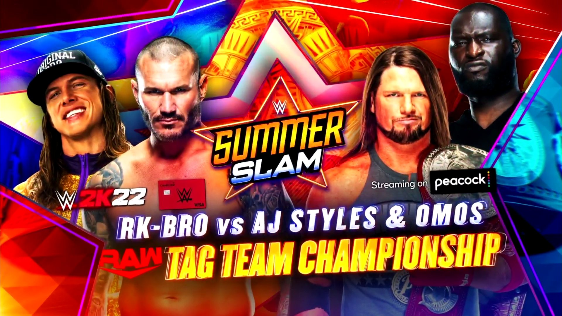 WWE Summerslam 2021: New Championship Match And More Announced 82