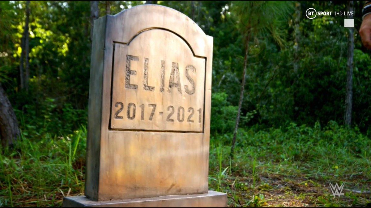 "WWE on BT Sport on Twitter: ""RIP Elias 👀 #WWERAW… """