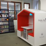 Image for the Tweet beginning: Libraries are free, welcome everyone