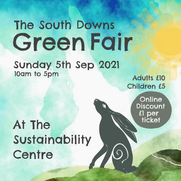 test Twitter Media - CDT SIS and ICER PGRs will be demonstrating and discussing their research at The South Downs Green Fair on 5th September.  🌿Tickets and info: https://t.co/dc8Cjf1dXS  @CDTSIS @UoS_CDTSIcities @UoS_ICER https://t.co/AjNfgghHAd