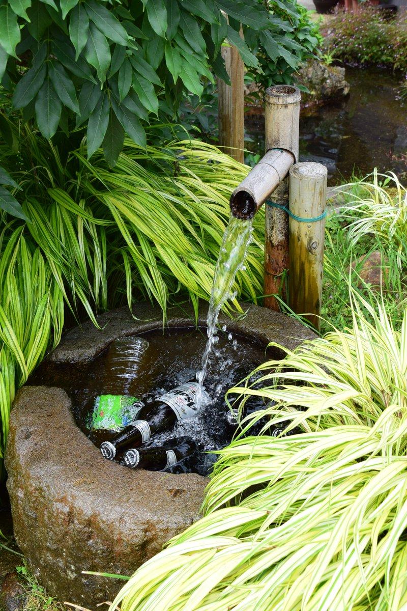 こういうのが好き!夏には川で冷やしたサイダーやラムネが飲みたい!