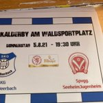 Image for the Tweet beginning: Fußball Highlight des Jahres in