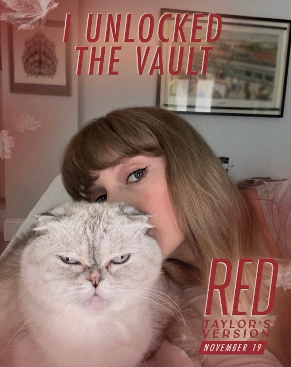 RT @taylorswift13: Love is a ruthless game 😎 #iunlockedthevault  https://t.co/WdrCmvLHyA https://t.co/4OnnrtPjDD