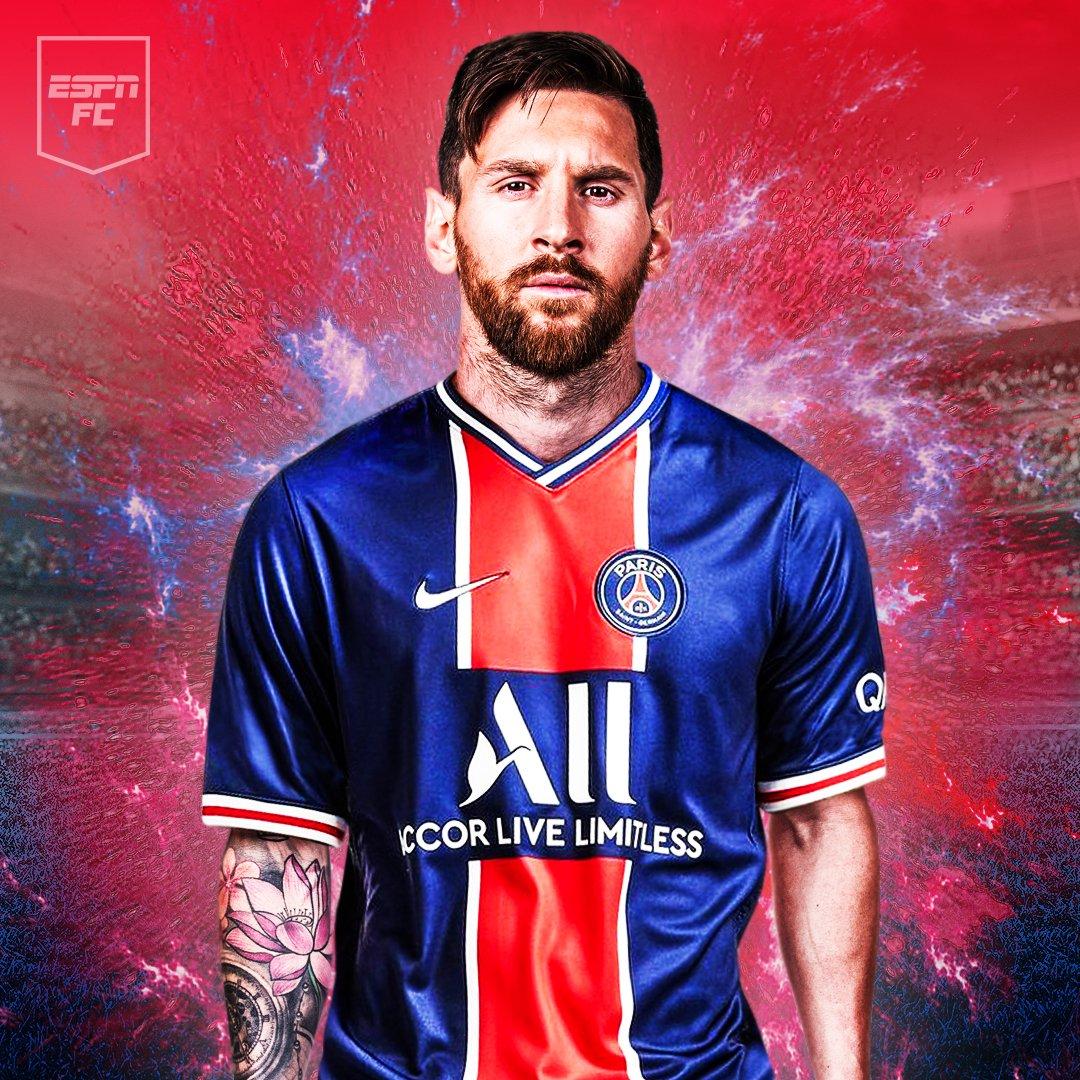 test Twitter Media - Where to next for Lionel Messi? 🤯 https://t.co/6c2iZ9xE5V