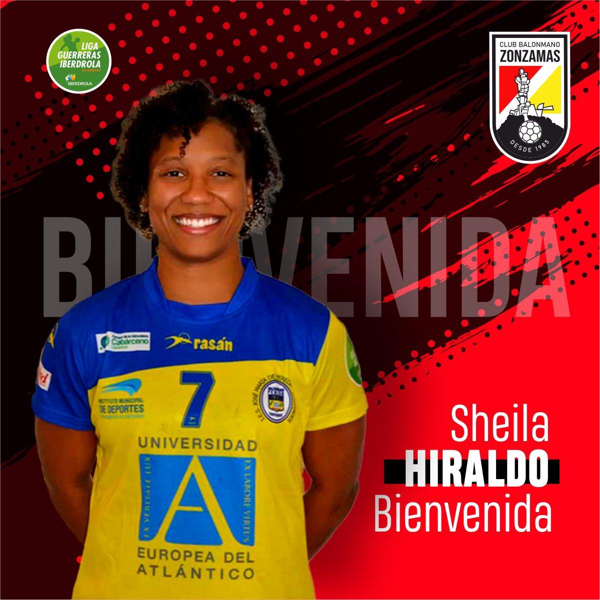 El CB Zonzamas refuerza su primera línea con el fichaje de Sheila Hiraldo