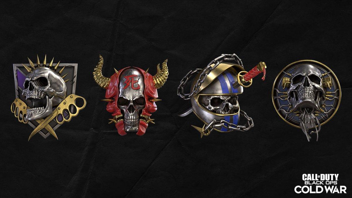 New Prestige Emblems. https://t.co/kzU7pmeGBf