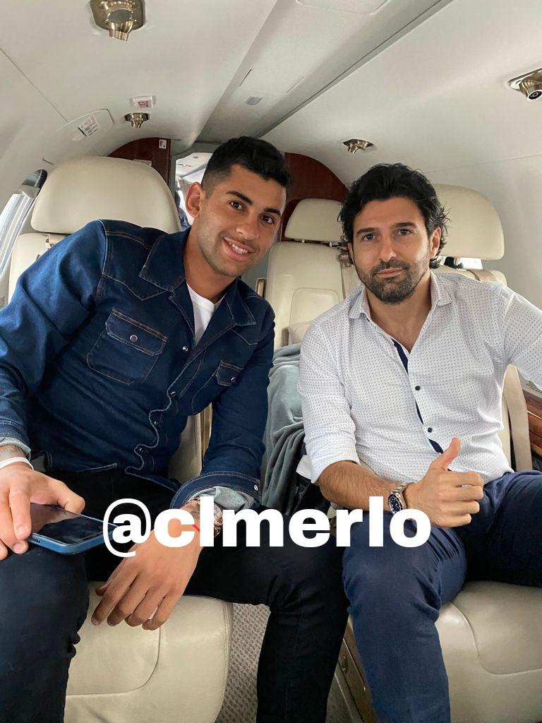 ¿Pero cómo va a ser Ciro Palermo si ese es el Chori Domínguez?