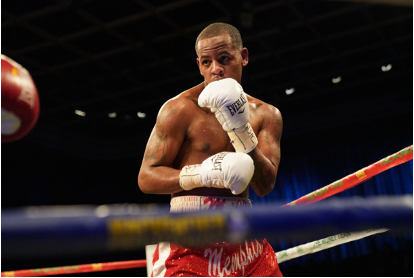 test Twitter Media - His resume boasts a win against world champion Jamel Herring, he's a father, and he's ready to prove to the world why he's got next. Get to know @ladarius_miller. https://t.co/vlBEDULZ6a https://t.co/MFcf6GWMJB