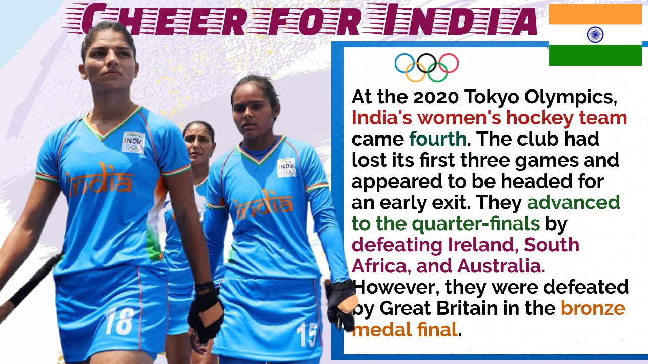 Indian women's hockey team finishes fourth at the Tokyo Olympics 2020: Twitterati praise its efforts