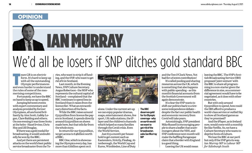 Ian Murray MP (@IanMurrayMP) | Twitter
