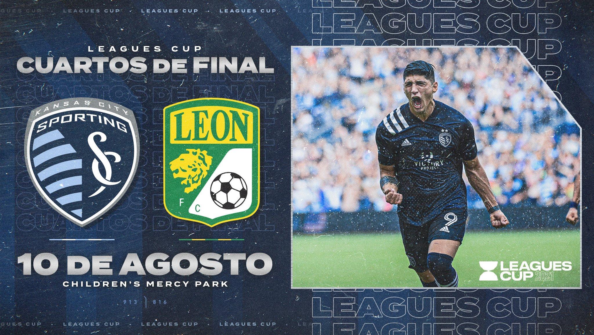 León vs Sporting Kansas City