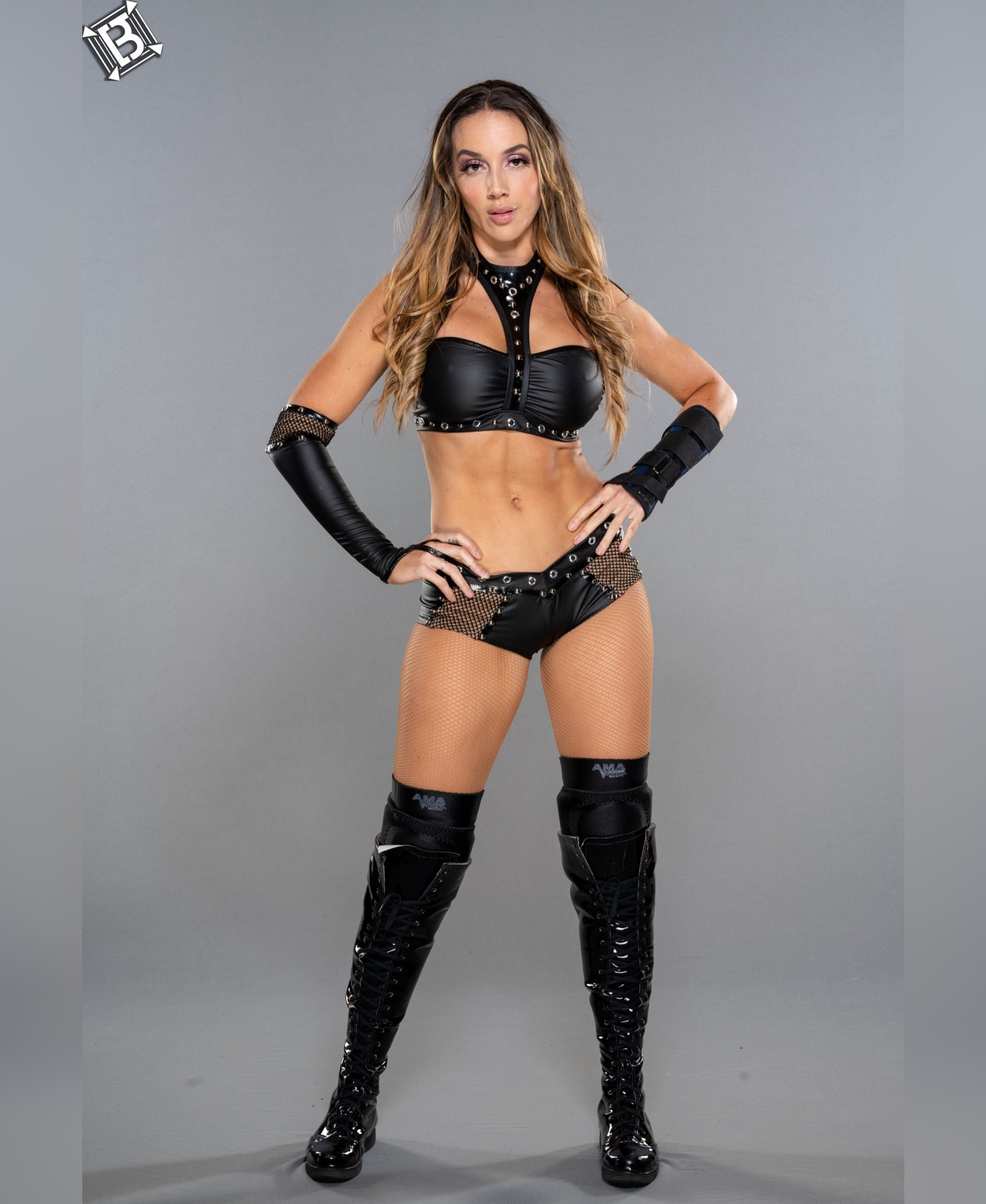 Chelsea Green Pays Homage To WWE Legends The Bella Twins 77
