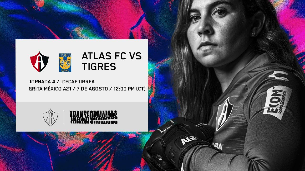Atlas vs Tigres