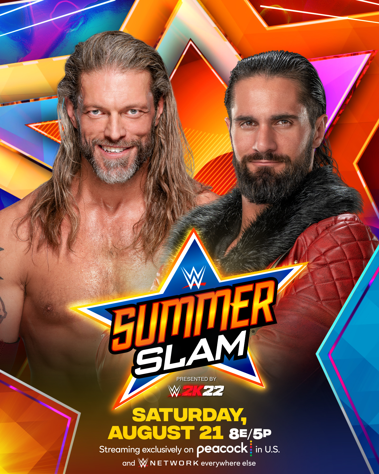WWE Summerslam 2021: Hall Of Famer Edge Booked To Compete In Dream Match 111