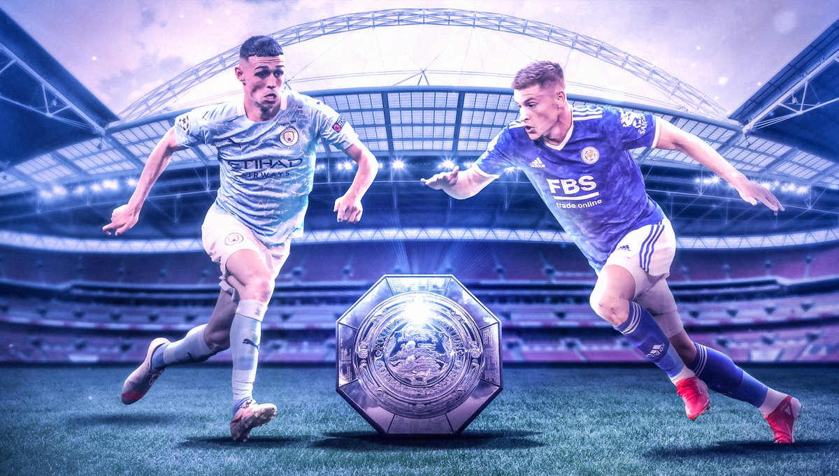 Leicester City vs Manchester City Full Match & Highlights 07 August 2021