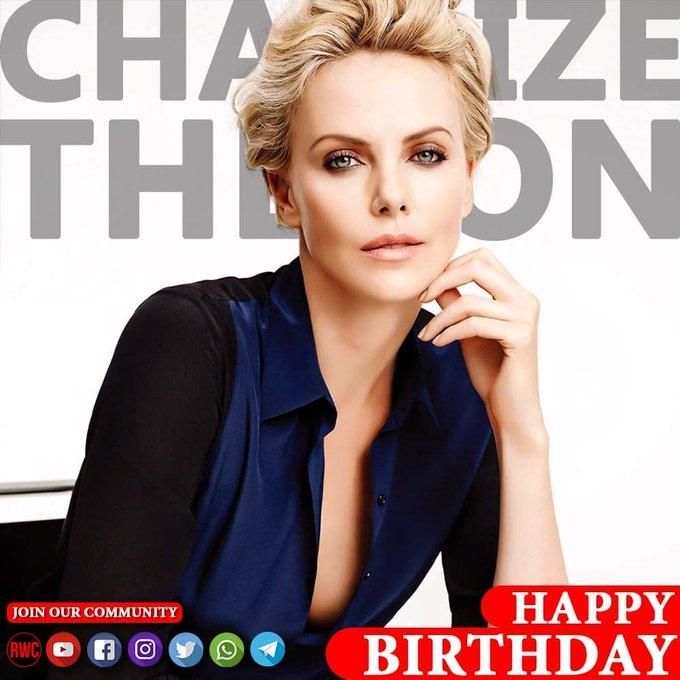 Happy Birthday Charlize Theron