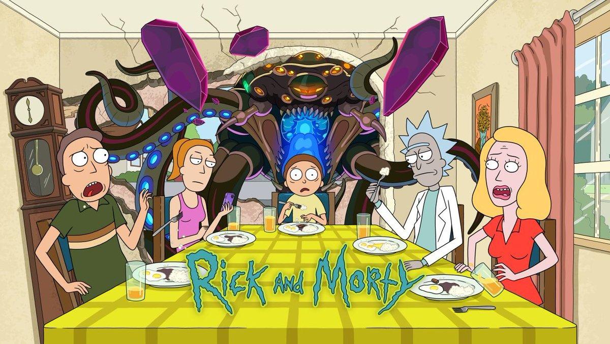 5x08 Rick And Morty Stagione 5 Episodio 8 Streaming Sub Ita