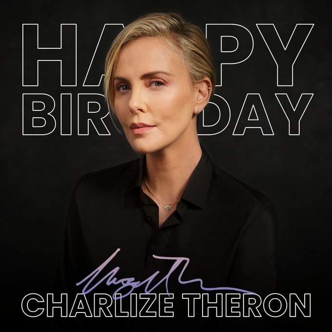 Happy Birthday What\s your favorite Charlize Theron film?