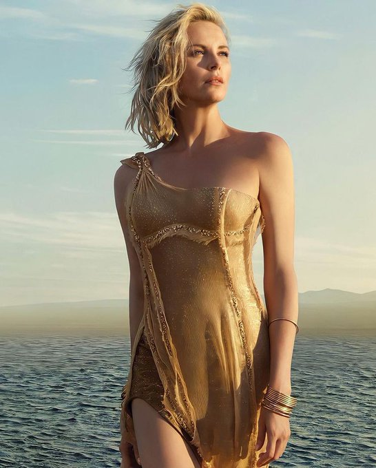 Happy Birthday mareng Charlize Theron       day