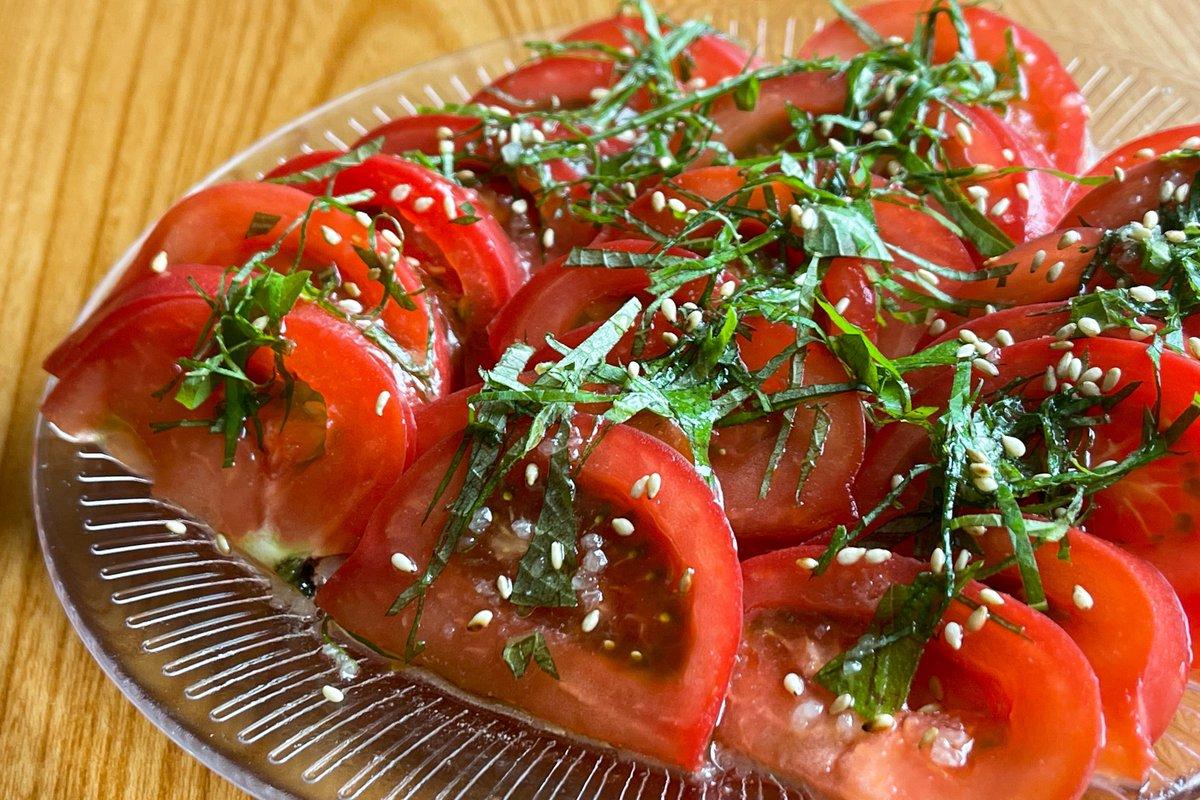 ぱくぱく食べられちゃいそう!さっぱり美味しそうなトマトレシピ!
