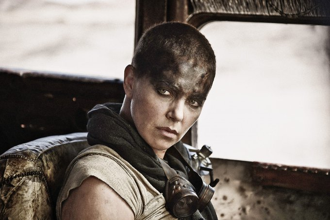 Happy birthday to the talented and gorgeous Charlize Theron.