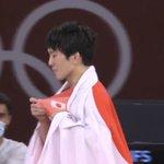 東京オリンピック2020「レスリング男子」逆転での金メダル獲得。