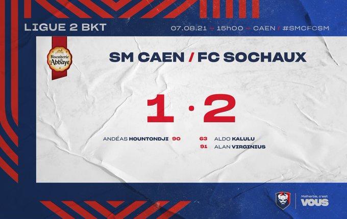 [3e journée Ligue 2 BKT] SM Caen - Sochaux E8MlOifWEAEE60H?format=jpg&name=small