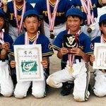 同じリトルリーグ出身の二人が、大人になって金メダルを獲得!