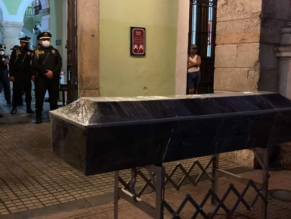 En Yucatán, policías detienen y violan a 'El Güero' porque se veía 'sospechoso', ya falleció