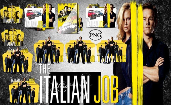 The Italian Job  (2003) Happy Birthday, Charlize Theron!