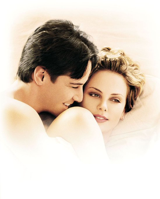 Happy Birthday Charlize Theron(August 7, 1975, Benoni, South Africa) here with Keanu Reeves in Sweet November (2001)
