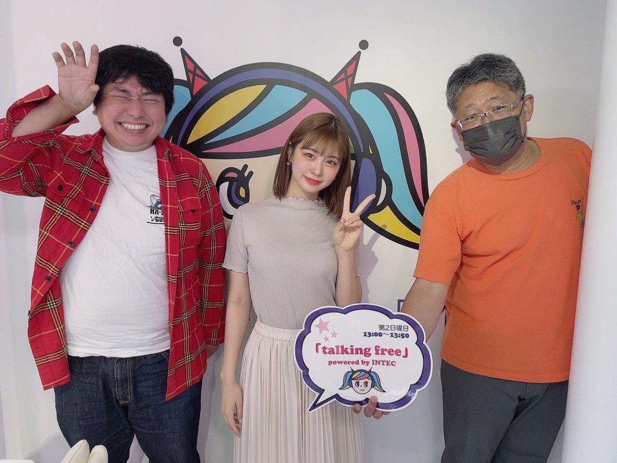 川北メイサ 渋谷クロスFMさんにて公開収録、 1