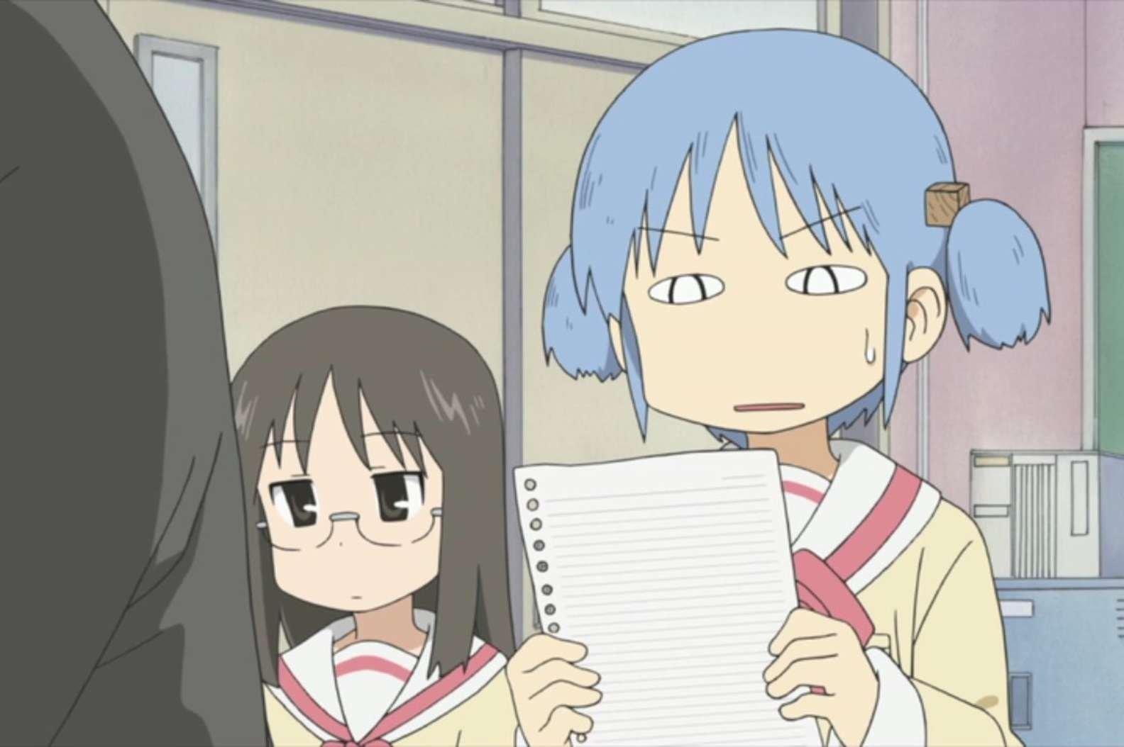 nichijou anime kyoto animation