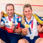 Image for the Tweet beginning: Harlow-born Laura Kenny has cemented