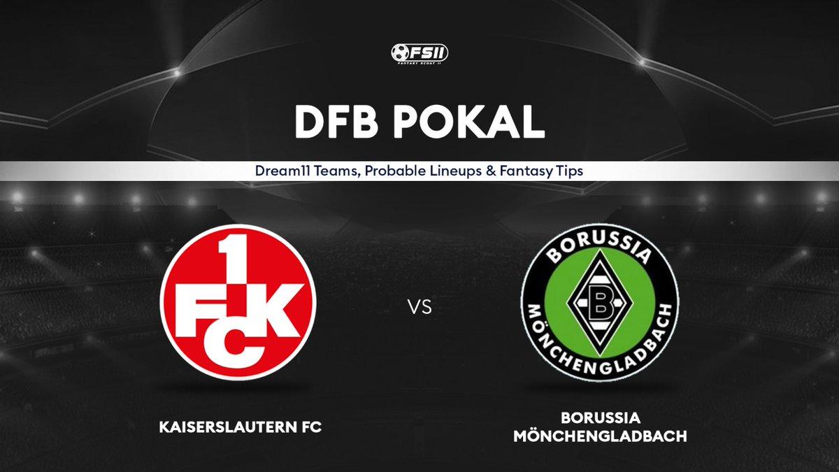 Kaiserslautern vs Borussia M'gladbach Highlights 09 August 2021