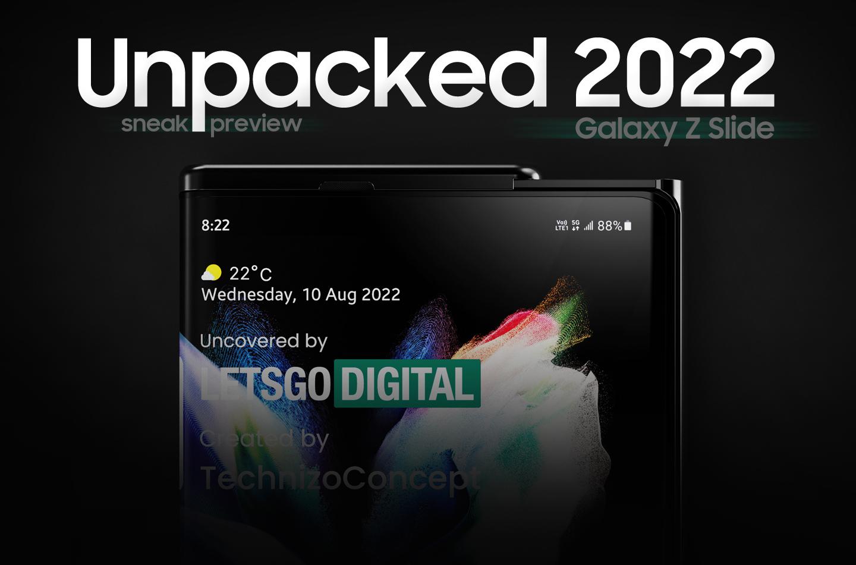 Samsung Unpacked 2022