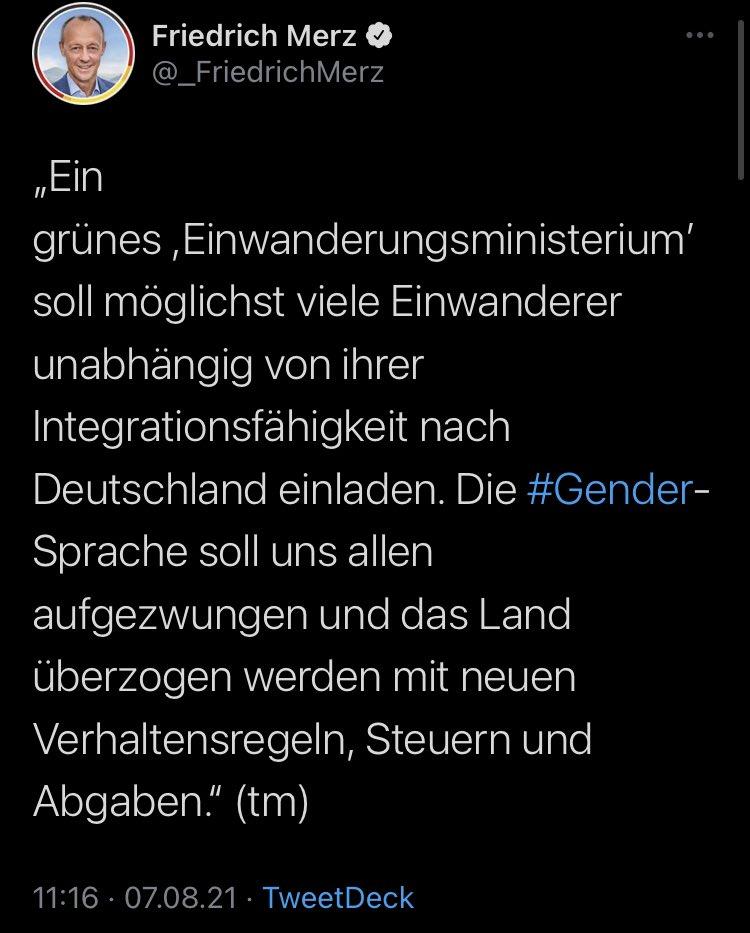 """""""Ein grünes ,Einwanderungsm..."""