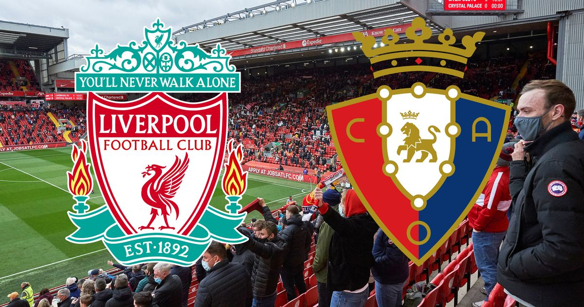 Liverpool vs Osasuna Full Match & Highlights 09 August 2021