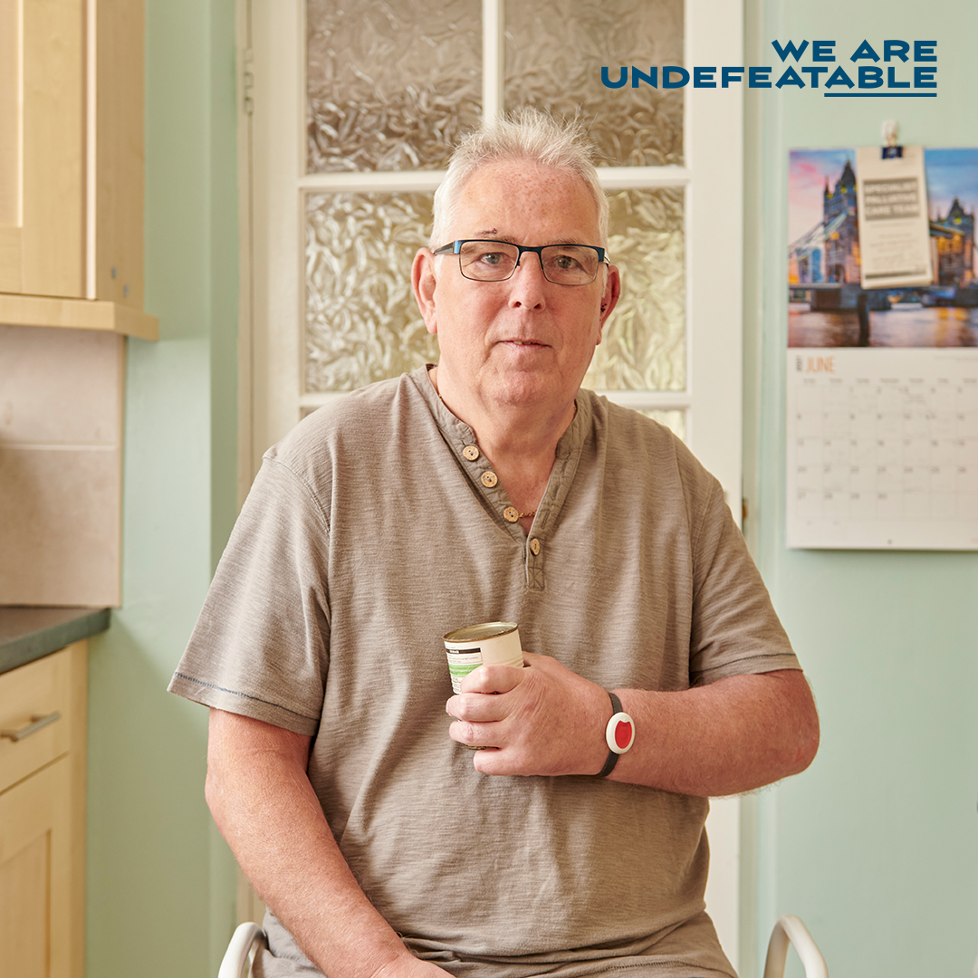 The #WeAreUndefeatable campaign, developed by 16 leading health and social care charities, is back on TV with a brand new advert this summer! They're helping to support people with long term health conditions to find little ways to get moving https://t.co/5hqWTARcRv @undefeatable