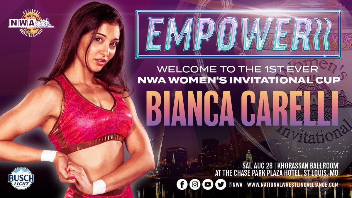 Bianca Carelli Announced For NWA EmPowerrr